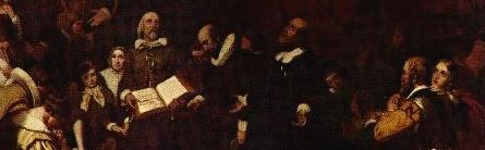 a history of the settlement of the puritan groups in north america in the early 17th century The first british settlement in north america was  go to clep social sciences and history: 17th century power  first european settlements of north america.